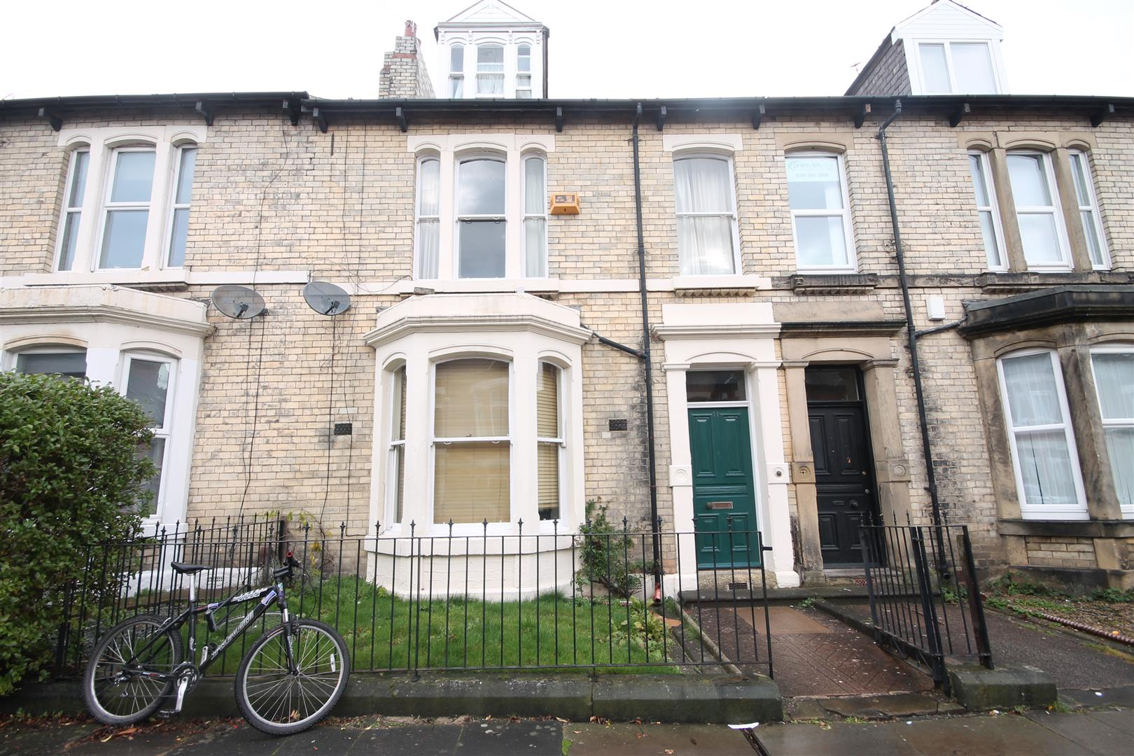 Devonshire Place Newcastle Upon Tyne, 6 Bedrooms  House - terraced ,To Let